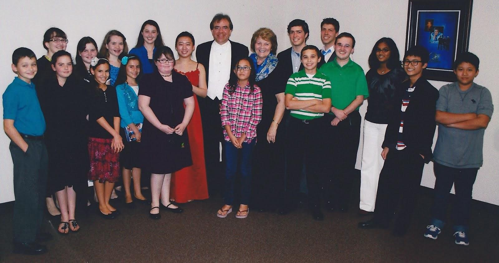 Group Trip - Orlando Philharmonic