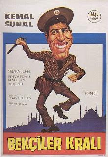 Kemal Sunal filmleri - Bekçiler Kralı