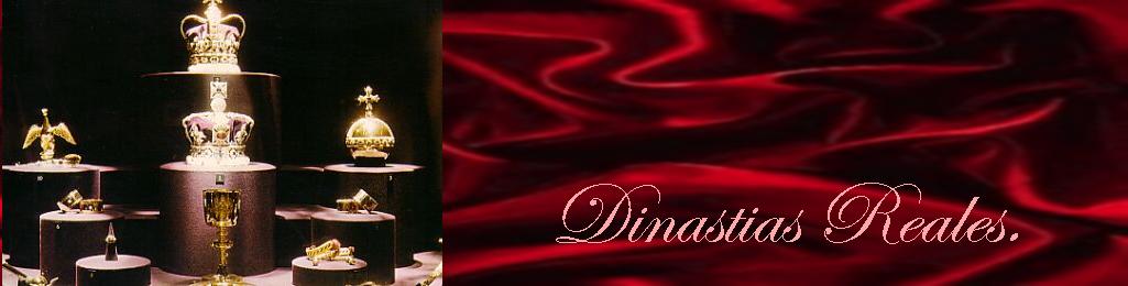 Vidas e Historias. Dinastias reales de Maria Darwin.
