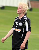 Football wonderkid Will Hughes