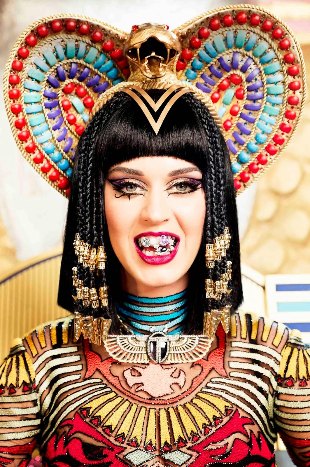 Music Video, Katy Perry, Katy Perry Music Video,  COVERGIRL, COVERGIRL makeup, Bombshell, cleopatra, Egyptian