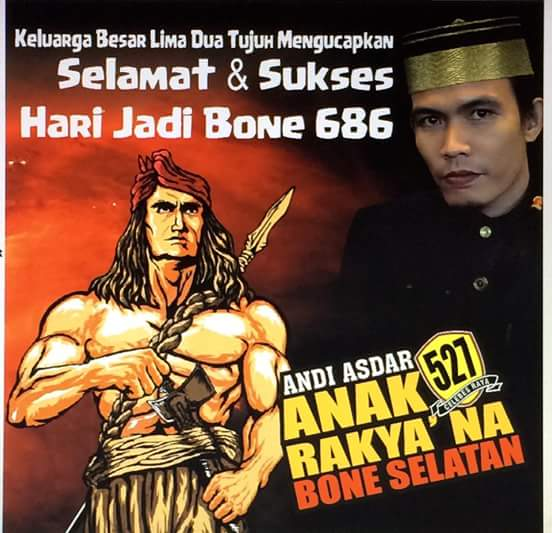 Dirgahayu  Bone 686