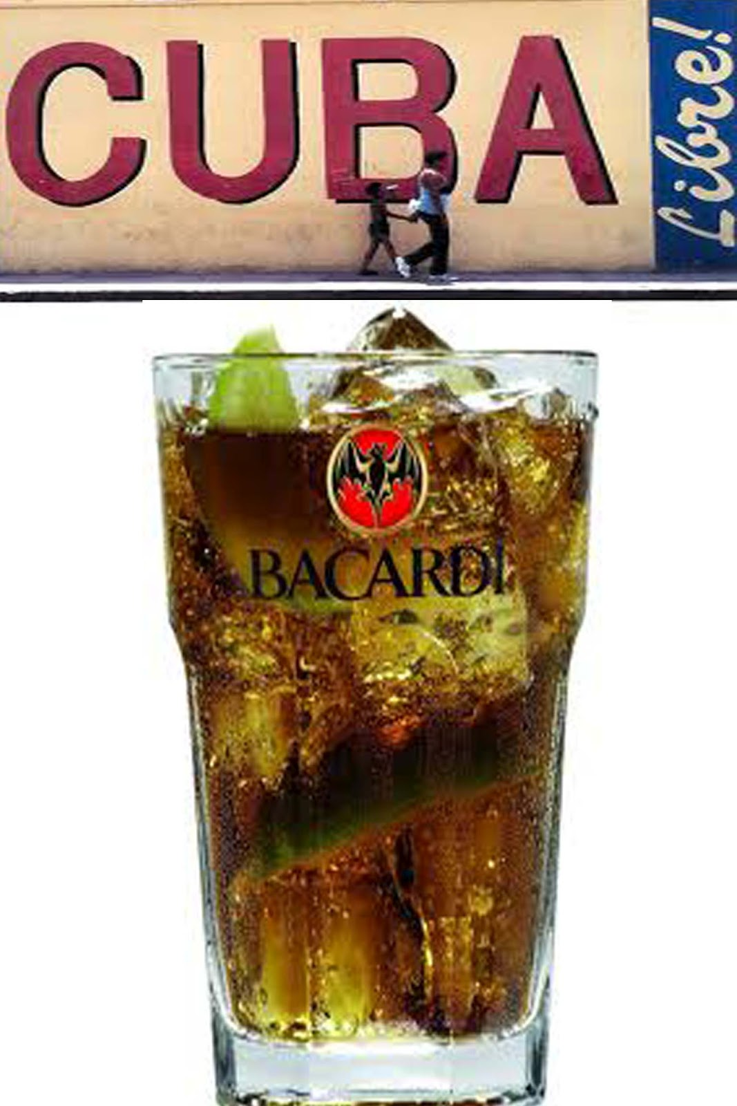 ... Bacardi celebra los 112 años del cóctel Cuba Libre | Barman in Red