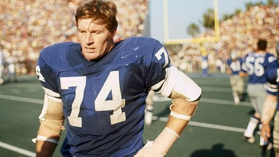 Bob Lilly Dallas Cowboys
