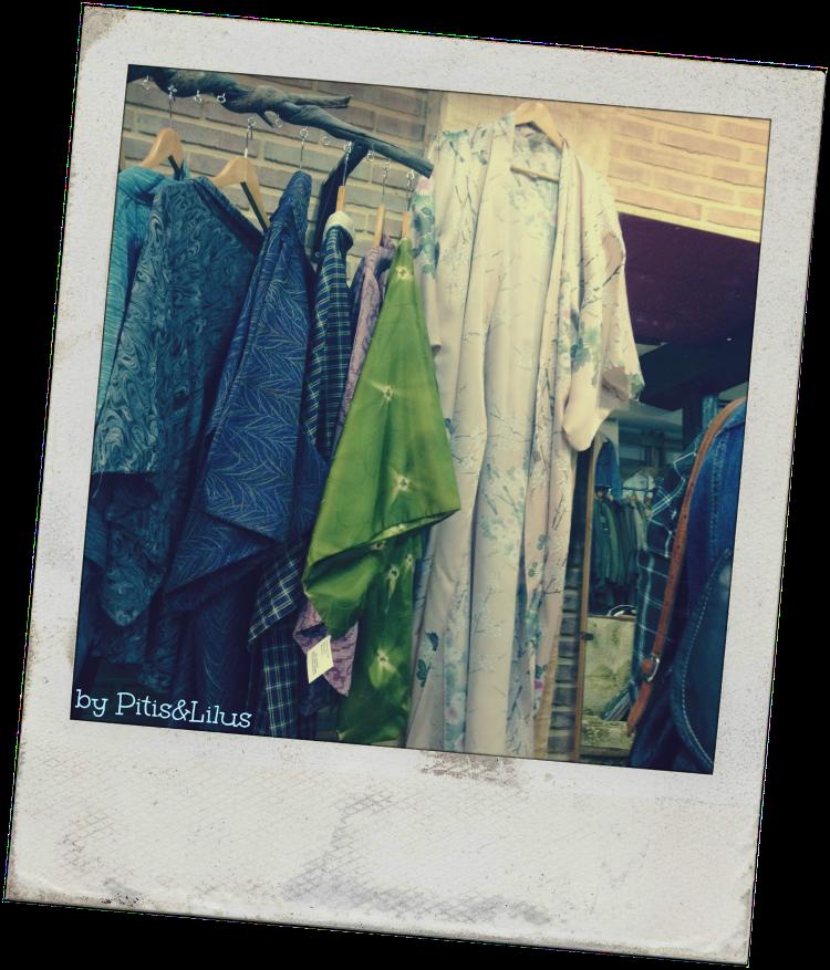 arizona vintage clothing bilbao Kimono