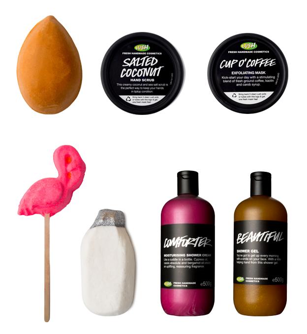 prodotti nuovi lush