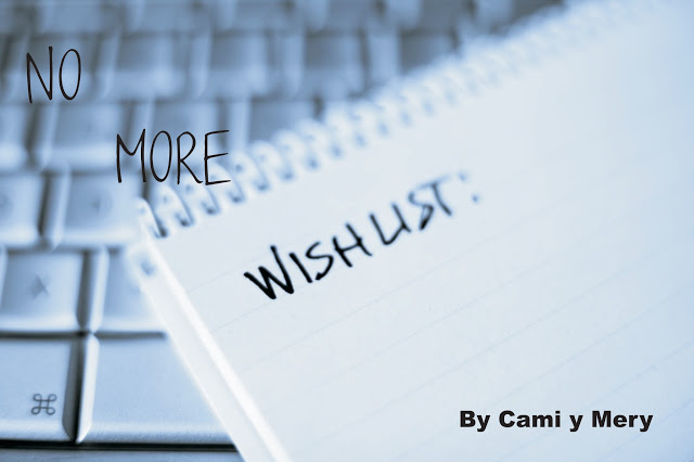 No More Wishlist