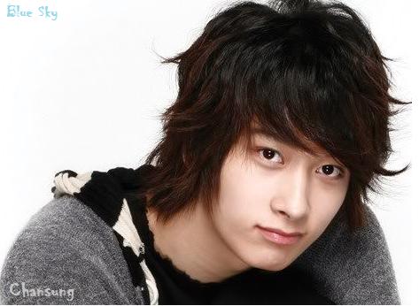 Chansung - Biodata dan Foto Personil 2PM