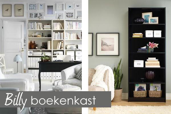 Ikea Billy Boekenkast Voor De Huiskamer: Bonjaro: Het Billy Project Deel 1