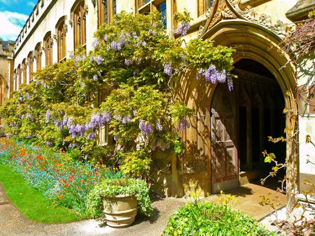 Balliol, Chapel Passage, Old Library, Oxford