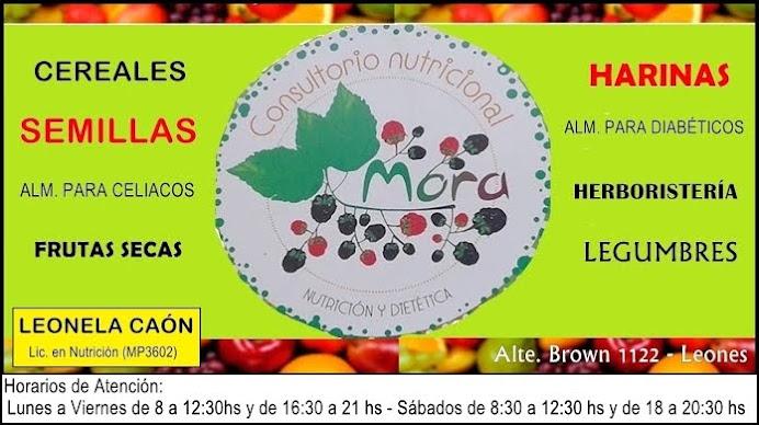 ESPACIO PUBLICITARIO: LIC. EN NUTRICIÓN LEONELA CAÓN