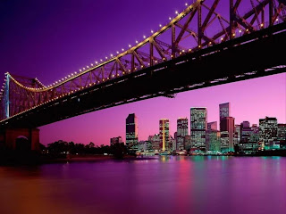 Beautiful Cities Pinkish