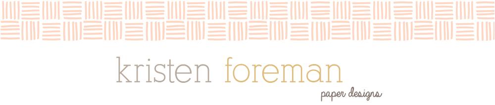 Kristen Foreman Designs