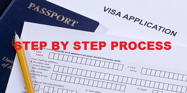 美國簽證教學香港 - visa application