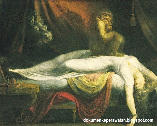Mitos Sleep Paralysis ?