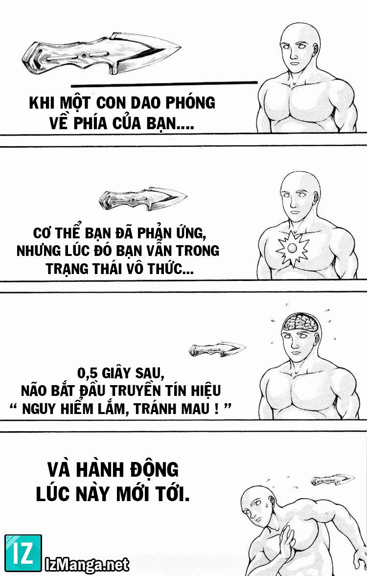Baki - Son of Ogre chap 70 - Trang 14