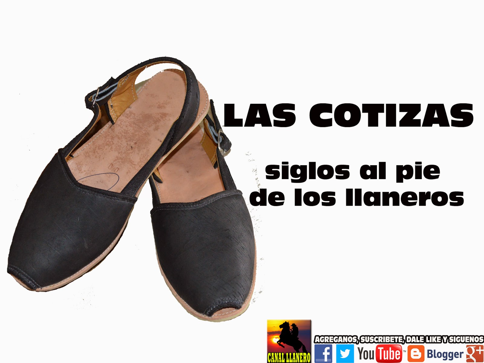 Par abordar el tema de nuestro calzado tradicional llanero, iniciamos diciendo que las alpargatas que usaban los campesinos de la región andina fueron
