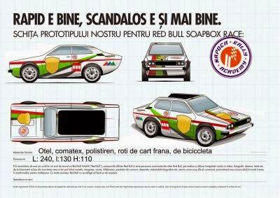 Napoca Rally Academy readuce Dacia 1310 în competitii