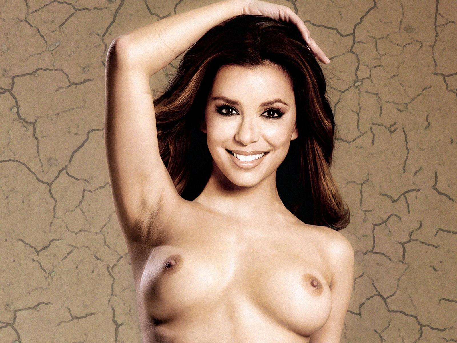 Eva Longoria young naked photosession UHQ