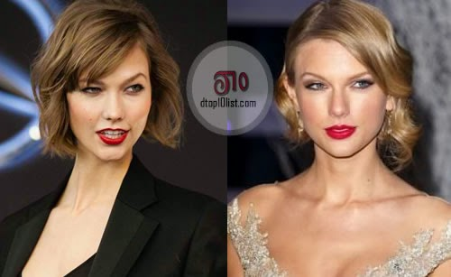 Karlie Kloss & Taylor Swift