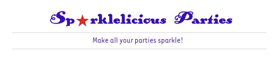 Sparklelicious Parties