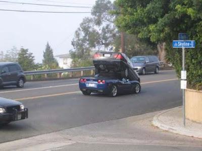 Ασυνήθιστα τροχαία ατυχήματα