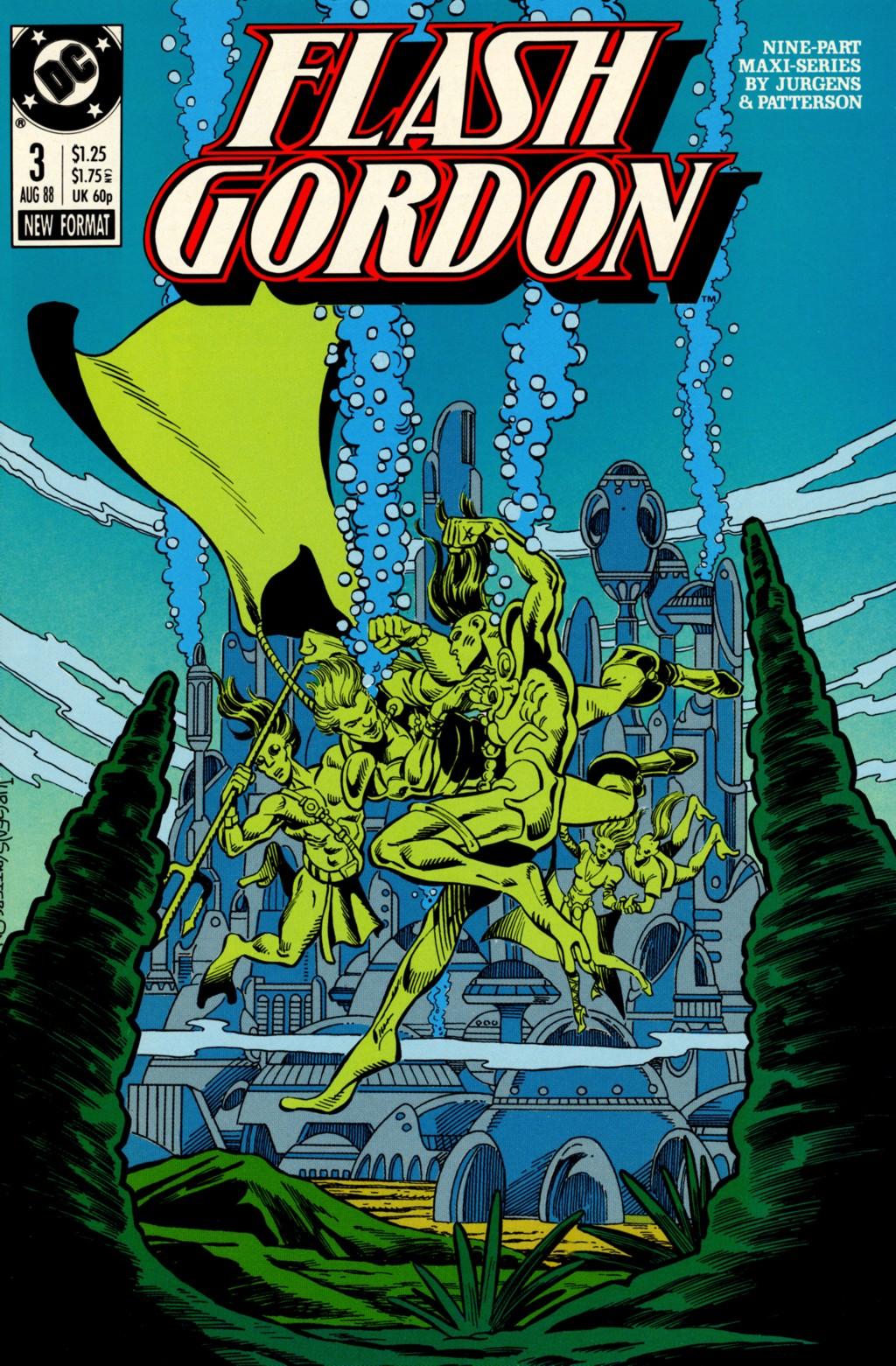 Flash Gordon (1988) 3 Page 1