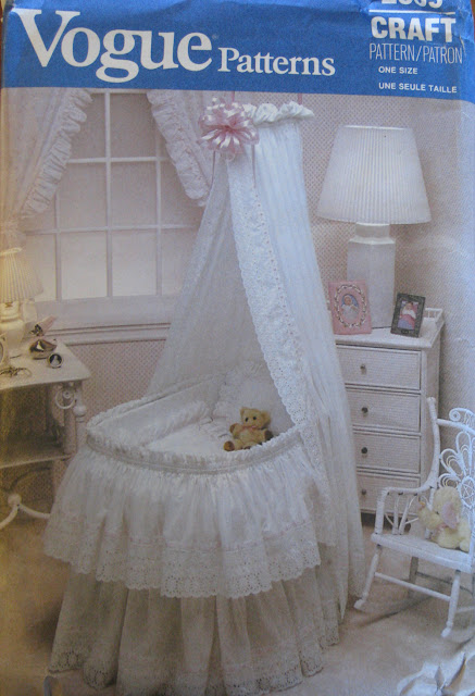 Bassinet Cover Patterns8
