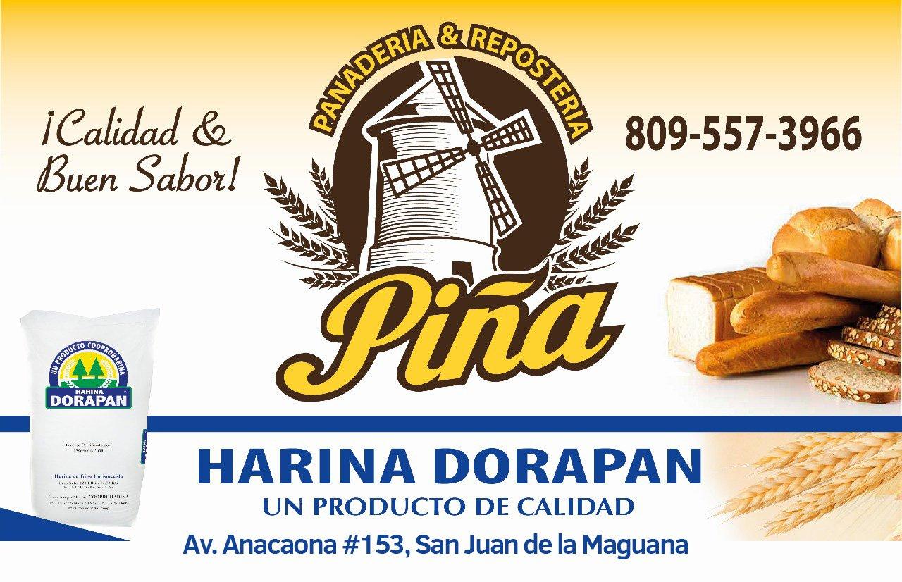 PANADERIA Y REPOSTERIA PIÑA