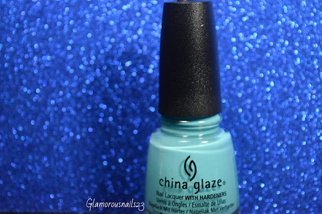"China Glaze Desert Escape Collection ""Rain Dance The Night Away"""