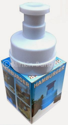 MAKE YOUR OWN HOME MADE HAMBURGER BEEFBURGER BURGER PATTY MAKER MOULD PRESS