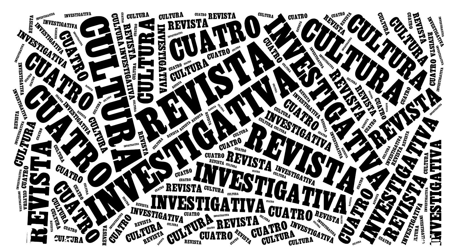 REVISTA DE SEMILLEROS DE INVESTIGACION CULTURA INVESTIGATIVA ...