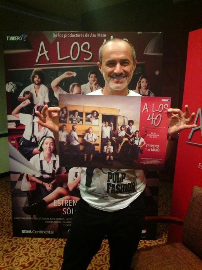 Carlos Alcantara en Arequipa - Firma de Autografos - 17 de mayo