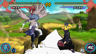 Naruto Shippuden Ultimate Storm 2 V2