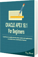 Oracle APEX 18.1 for Beginners