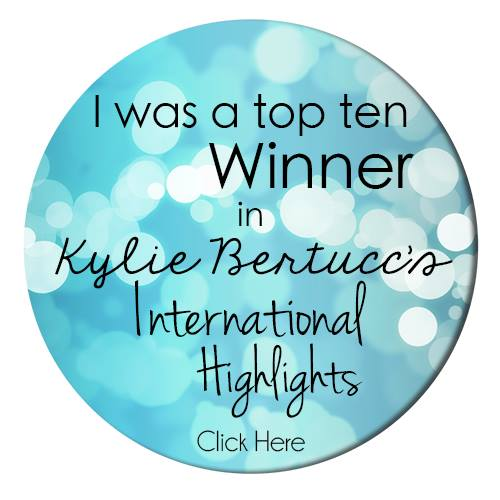 I was an international highlight winner!