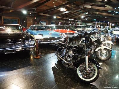 Museu do automóvel e carros antigos de Gramado