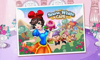 Screenshots of the Snow White Cafe for Android tablet, phone.