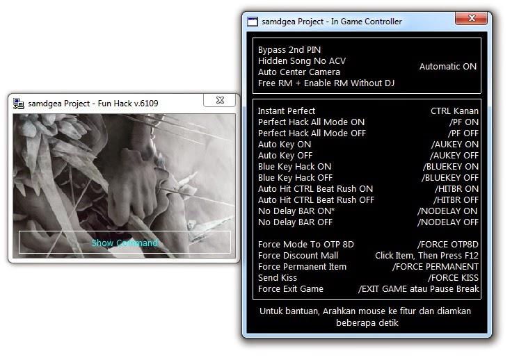Cheat AyoDance samdgea Project - Fun Hack v.6109