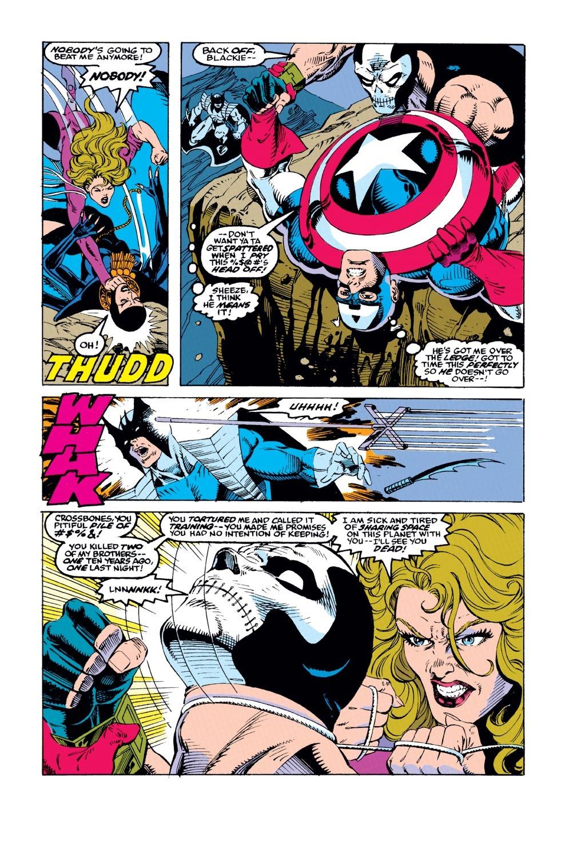Captain America (1968) Issue #410 #359 - English 16