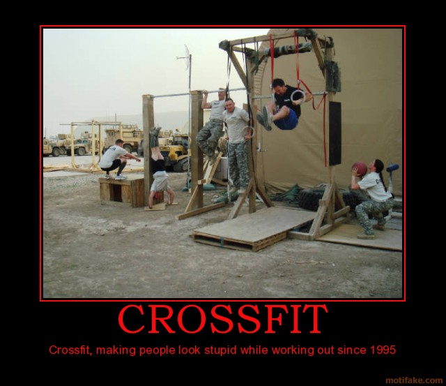 Funny CrossFit Jokes