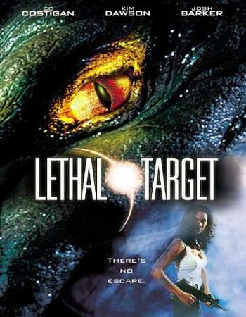 Poster Of Lethal Target - Unrated In Dual Audio Hindi English 300MB Compressed Small Size Pc Movie Free Download Only At worldfree4u.com