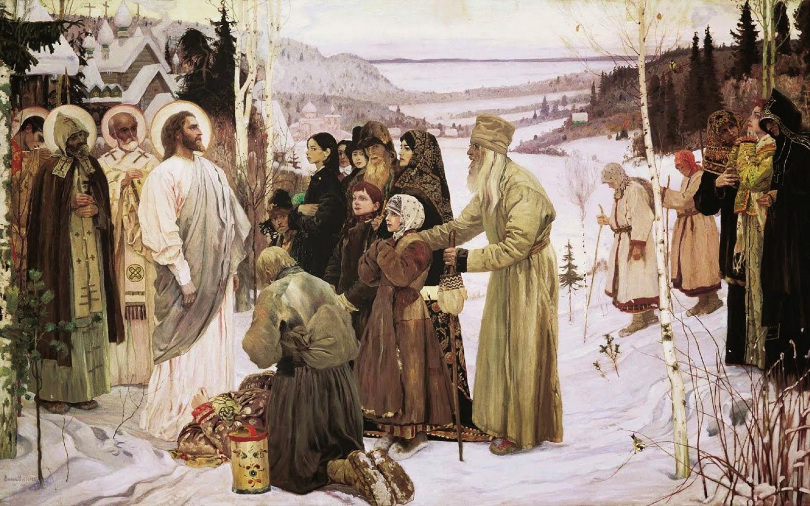 Istorioara povestita de Staretul Tadei de la Manastirea sarba Vitovnita
