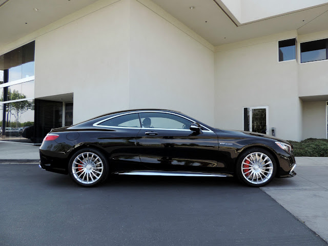 mercedes s 65 coupe