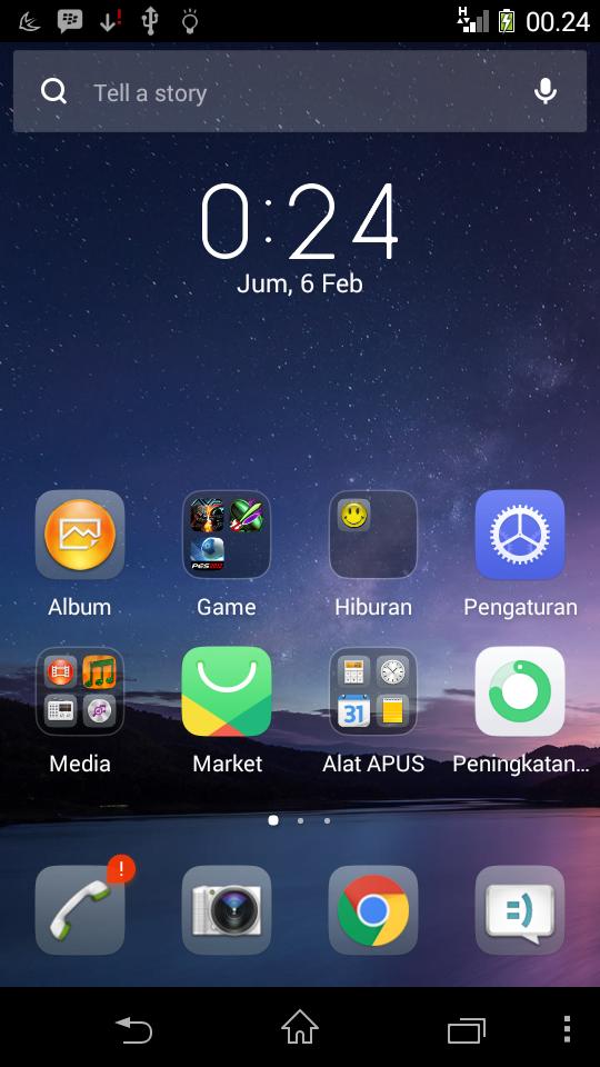 APUS Launcher Apk