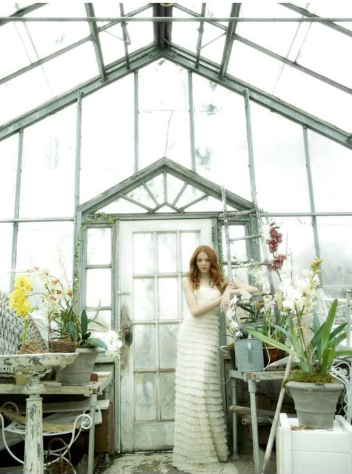 Country style chic greenhouse chic Greenhouse styles
