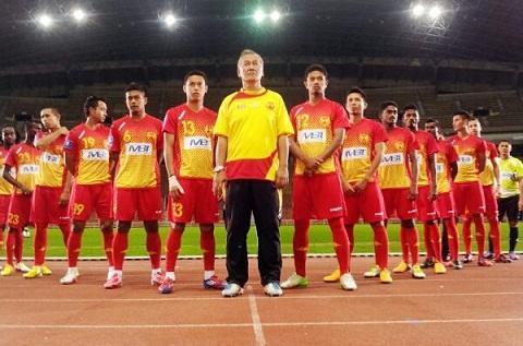 Keputusan Selangor vs Tampines Rovers 13 Mac 2013