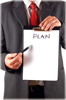 Plan de trabajo en excel