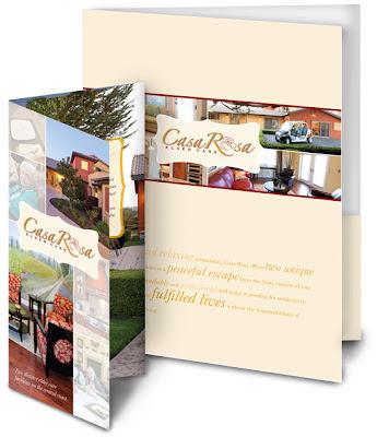 Graphic Design - Central Coast - Atascadero - San Luis Obispo - Paso Robles - Casa Rosa, Arroyo Grande