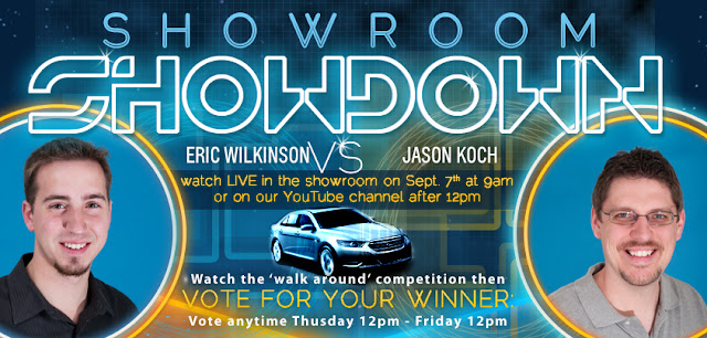Showroom Showdown- Brighton Ford